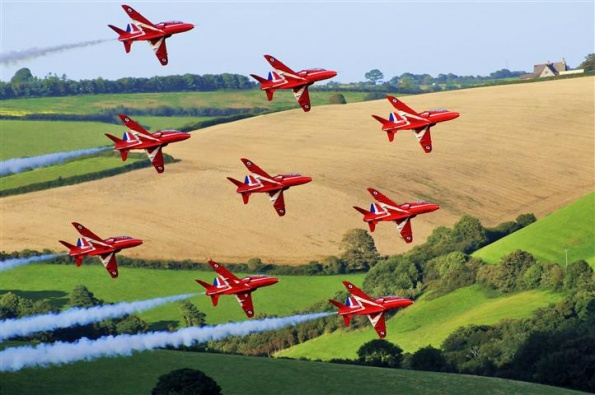 Regatta Red Arrows